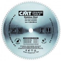 Industrial CMT saw blades for stainless steel