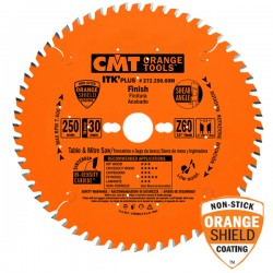 ITK Plus crosscut saw blades