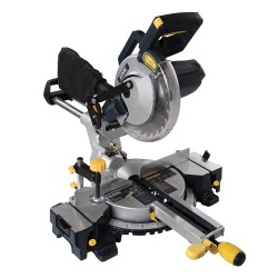 GMC 8 Inch Double Bar Sliding Mitre Saw