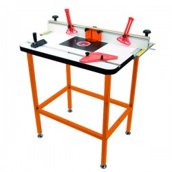 Professional router table system