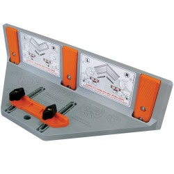 Bench Dog Crown Moulding Cutting Jig