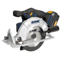 GMC 18V Cordless Circular Saw 165mm