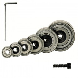 791 - Bearing and spare part kit for rabbeting bits