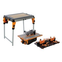 Workcentre, Router Table & Contractor Saw Module Kit