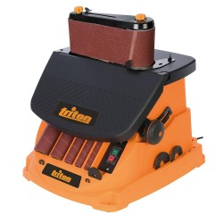 Triton 450W Oscillating Spindle & Belt Sander