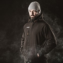 Worker Softshell Black