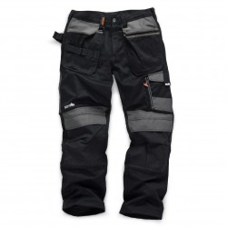 3D Trade Work Trousers (Black)